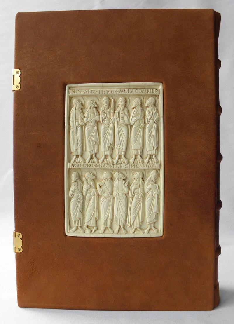 Mittelalterliche Bucheinbände